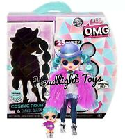LOL Surprise COSMIC NOVA OMG Fashion Doll & COSMIC QUEEN Series 1 Wave 2 In Hand