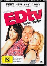 Ed TV - DVD (Matthew McConaughey)New & Sealed Region 4 Free Post