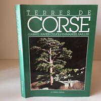 Tierra De Corse Gabriel-Xavier Culioli Emmanuel Saïller Ediciones La Margen 1988