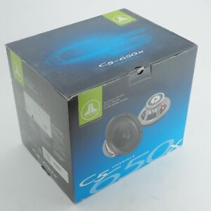 JL Audio C5-650 6.5-inch (165 mm) 2-Way CO-AXIAL COAXIAL 450W DOOR SPEAKER SET