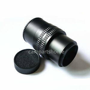 M52 to M42 Focusing Helicoid Adapter 36-90mm Macro Extension Tube cap