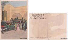 # NAPOLI: 1940 CELEBRAZIONI CENTENARIO FERROVIE ITALIANE