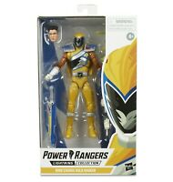 Power Rangers Lightning Collection Dino Charge Gold Ranger Action Figure Hasbro