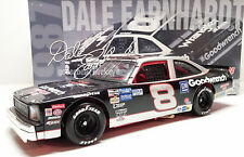 "DALE EARNHARDT #8 1987 CHEVROLET NOVA GM GOODWRENCH ""BUSCH SERIES CAR"""
