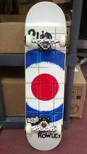 Flip Skateboard Deck Nos Vintage Geoff Rowley - Birdhouse Blind World Baker Zero