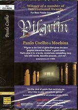 Paulo Coelho PILGRIM Faith As A Weapon PC Game Adventure NEW Sealed