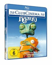 Blu-ray * RANGO # NEU OVP +