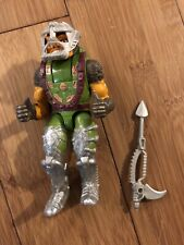 Butthead Compl MOTU Classics Vintage action Figure Lot New Adventures Of He-man