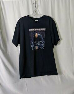 JAMES TAYLOR 2009 Down Home Tour XL T-Shirt