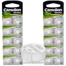 """""""20x Camelion Knopfzellen Alkaline AG3 LR41SR41 392 736"""
