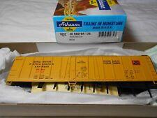 Ho Train Athearn 50' Outside Braced Mechanical Reefer Kit Burlington Brmx Mint!