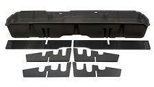 DU-HA Underseat Storage Box /Gun Case 07-14 Chevy Silverado Crew Cab (Dark Gray)