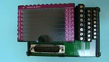 Foxboro P0916CC OC RY1011 1505 Termination Module with DIN base mount NOS