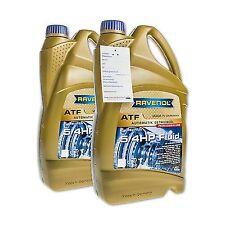 8 (2x4) Liter RAVENOL ATF 5/4 HP Fluid Vollsynthetisches Getriebeöl