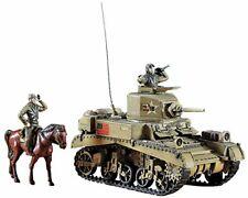 Hasegawa 1/72 US Army Stuart Mk.1 plastic model MT3
