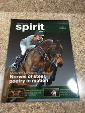 Rolex Perpetual Spirit Magazine Issue Number 15 Equestrian Cover English Print