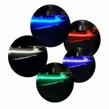 16.5 FEET X 2 MULTI COLOR LED LIGHT KIT COMPLETE FOR PONTOON AND PLEASURE BOATS