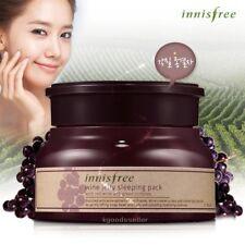Innisfree Wine Jelly Sleeping Pack 80ml 2.70oz. Moisturizing Exfoliation effect