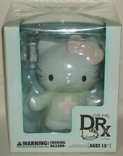 Hello Kitty Dr Romanelli Green Figures Dolls Medicom toy Sanrio 2009 NIB Rare