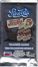 PEPSI - Series 2 Trading Card Packs (10) by Dart Flipcards #NEW