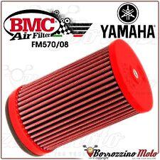 FILTRO DE AIRE DEPORTIVO LAVABLE BMC FM570/08 YAMAHA YFM RAPTOR SE 700 2009 2010