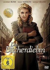 Die Bücherdiebin   DVD   Zustand sehr gut
