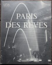 Photographie IZIS BIDERMANAS - Paris des Rêves - Clairefontaine Lausanne 1950