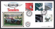 1996 CLASSIC SPORTS CARS SET OF 5 ON BENHAM BLCS121 OFFICIAL FDC SP/HS