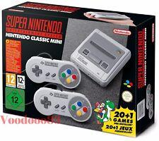 Super Nintendo Entertainment System Super NES SNESs Classics minis Edition 2017