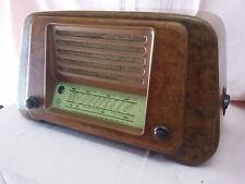 Rara RADIO EPOCA Italiana TELEFUNKEN T 60 del 1947 BELLA REVISIONATA FUNZIONANTE