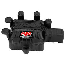 MSD 84024 Black Extreme Output Dust Cover, Internal Coil