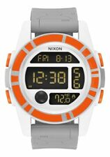 **BRAND NEW** NIXON WATCH STAR WARS THE UNIT BB-8 ORANGE BLACK A197SW 2605 NIB!