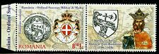 2012 Maltese Cross,Heraldic,Christiani ty,Arms,Seal,Romania-Smom, Malta,6667,Tab/R