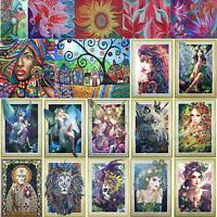 Special Shaped 5D DIY Diamond Painting Embroidery Cross Stitch Kits Drill Decor