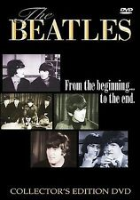 The Beatles: From The Beginning to The E DVD