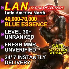 """LAN-Лига Легенд """"Учетная запись 30 латов рейтинга 40K - 60K будет непроверенный Смурф"""