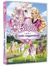 Dvd BARBIE - e Il Cavallo Leggendario  ......NUOVO