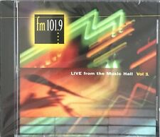 fm 101.9 Live From the Music Hall, volume 1