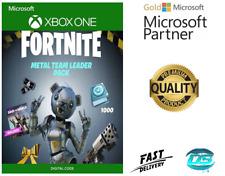 FORTNITE METAL TEAM LEADER PACK XBOX ONE - Key Code (US)