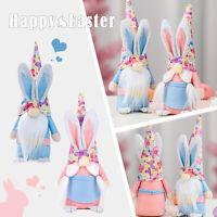 Easter Gnomes Gonks Plush Doll Xmas Dwarf Elf Ornament Home Decor Gifts