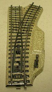 Vintage Marklin HO 5123R 19 cm Right Switch (MB9)