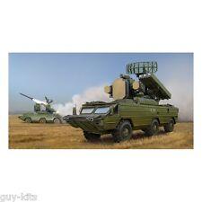 BLINDE SOVIETIQUE LANCE MISSILES SA-8 GECKO  - KIT TRUMPETER 1/35 n° 5597