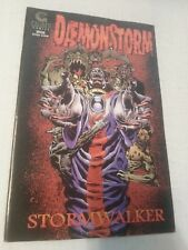 DaemonStorm Stormwalker Special 1997 Caliber Comics Todd McFarlane Cover SPAWN