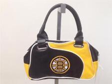 New Boston Bruins NHL Boston Bruins Womens Black Purse Hand Bag MSRP $30