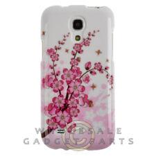 Samsung Galaxy S4 Mini Shield - Spring Flowers Case Cover Shell Shield