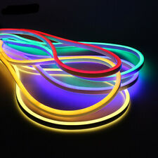 5M 10M IP68 Waterproof AC220V 2835 Neon led strip light 120led/M Flexible Fairy