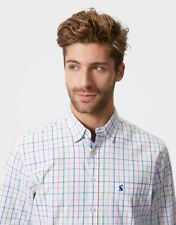Joules Check Fitted Casual Shirts & Tops for Men