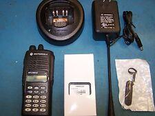 Motorola HT1250 LS UHF 403-470MHz AAH25RDH9DU6AN Mint Tested