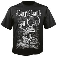 KORPIKLAANI-Blacksmith T-shirt dimensioni/Size XL NUOVO
