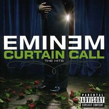 Eminem - Curtain Call: The Hits [New CD] Explicit